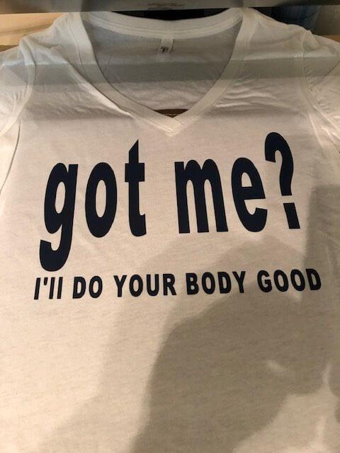 Got Me?